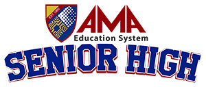 AMA Senior High logo
