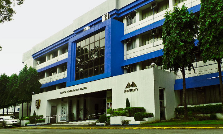 about AMA university